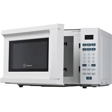 Westinghouse 0.7-cu. ft. Microwave, White by Supernon