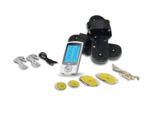 smart-relief-ultimate-shoe-combo-tens-electronic-pulse-massager-overstock-not-in-oem-box