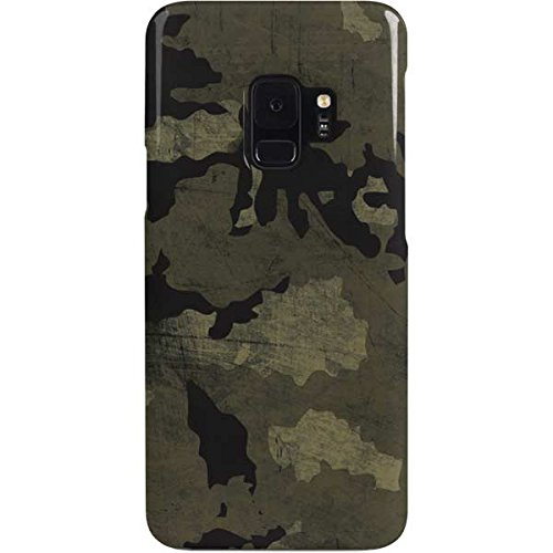 info for dffc6 ef699 Amazon.com: Camouflage Galaxy S9 Case - Wood Camo | Skinit Patterns ...