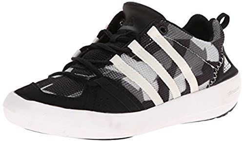 06. adidas Outdoor Climacool Boat Lace Water Shoe (Little Kid/Big Kid)