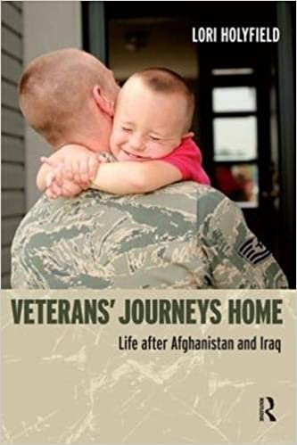 Book Veterans' Journeys Home: Life After Afghanistan and Iraq by Lori Holyfield (2011-11-01)