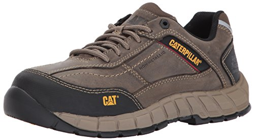Caterpillar Men's Streamline Leather CT Work Shoe, Dark Gull Grey, 13 M US