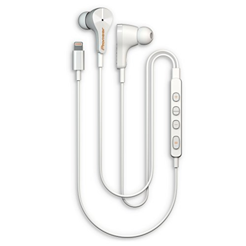 Pioneer Rayz - Premium Noise Cancelling Earbuds - Lightning - Only Smart Earbuds - Ice