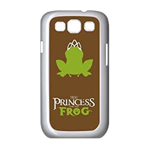 Princess and the Frog Samsung Galaxy S3 9300 Cell Phone Case White Phone cover O7510847