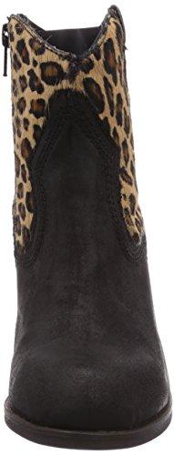 Nero Blu London nero Donna Tosca Shoes C99 schwarz Stivali aOXqx1w