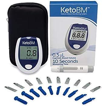 Amazon.com: KETO-MOJO - Kit de pruebas de hematomas y ...