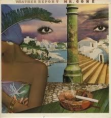 Mr. Gone (1978) / Vinyl record [Vinyl-LP]