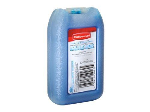 rubbermaid blue ice packs - 6