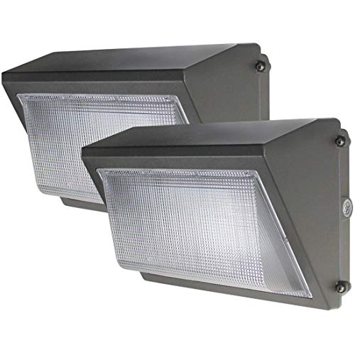 Commercial Building Outdoor Lighting