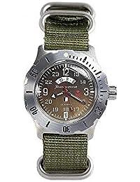 Vostok Komandirskie Military Russian Automatic Watch Commander (350754)