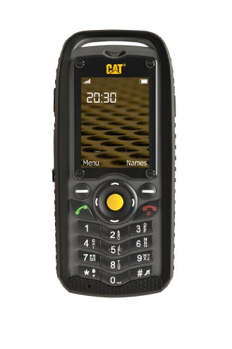 CAT B25 Ruggedised Tough Single Sim SIM-Free Phone