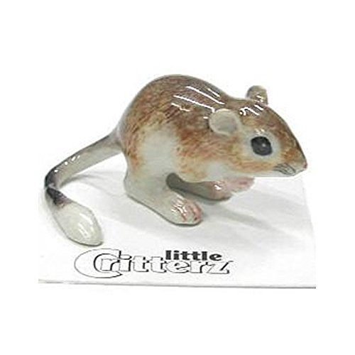 Little Critterz Fresno Kangaroo Rat (Kangaroo Rat Stuffed Animals)
