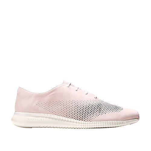 Cole Haan Mujer 2.zerogrand Laser Wing Oxford Peach Blush-marfil