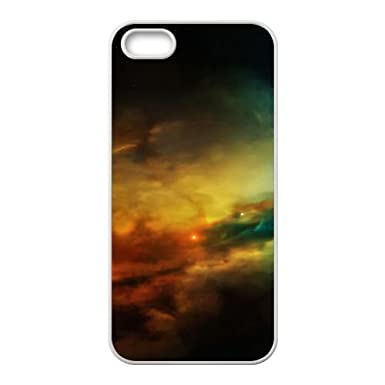 reputable site 1e8db 34384 iPhone 5 5s Cell Phone Case Covers White artistic The Colors Of ...