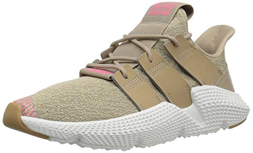 adidas Originals Men's Prophere Running Shoe, Trace Khaki/Chalk Pink, 8 M US