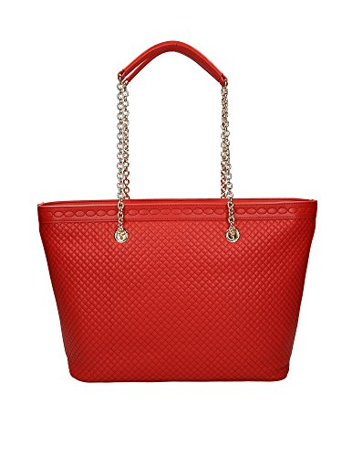 Twin-Set VS7729 Shopper Donna Ecopelle FIAMMA FIAMMA TU