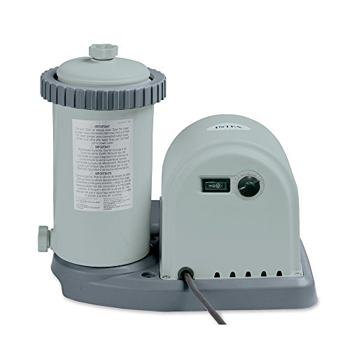 Coleman Pool Filter With Pump