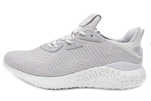 6414b900c73 Adidas Alphabounce Reigning Champ Mens in Clear Grey White