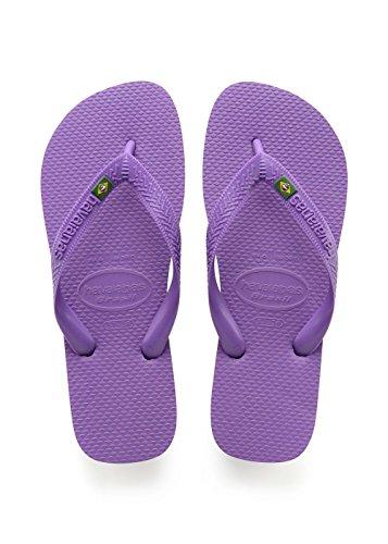 Havaianas Flip Flops - Havaianas Brasil Flip Fl ... Paars