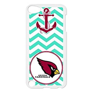 Custom Arizona Cardinals Hard Back Cover Case for iPod touch 5th IPH1266