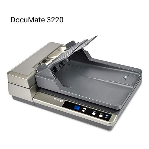 Xerox DocuMate 3220 Duplex Document Scanner with