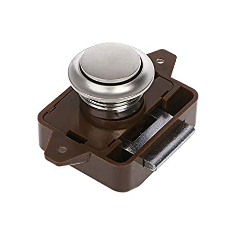 Camper Car Push Lock Rv Caravan Boat Motor Home Cabinet Drawer Latch Button Locks For Furniture Hardware Reputation First Automobiles & Motorcycles Atv,rv,boat & Other Vehicle