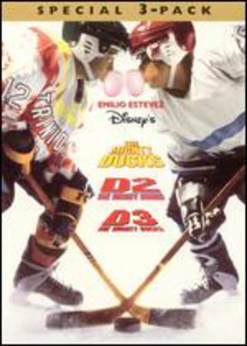 (The Mighty Ducks Three-Pack (The Mighty Ducks / D2: The Mighty Ducks / D3: The Mighty Ducks))