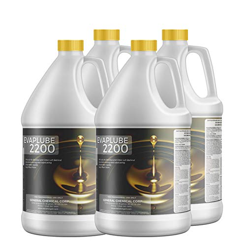Vanishing Formula (EvapLube 2200 Vanishing Oil by General Chemical | Rapid Evaporation Lubricating & Cooling Oil | Solvent-Based Fluid | Metal Cutting, Stamping, & Forming | Low Viscosity & Odorless Formula | Case)