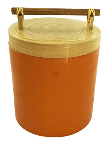 bodhi-tree-collections-eastern-sunrise-spun-bamboo-and-lacquer-canister-medium-eastern-sunrise