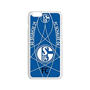 FC Schalke 04 Brand New And High Quality Custom Hard Case Cover Protector For Iphone 6