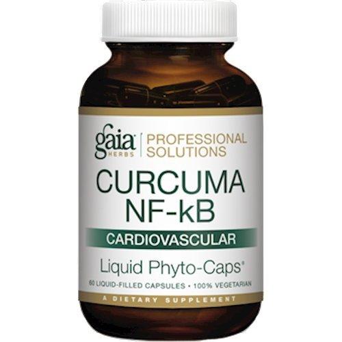CURCUMA NF-KB: CARDIOVASCULAR 60 CAPS by Gaia Herbs (Professional Solutions) by Gaia Herbs/Professional Solutions