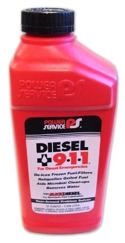 Power Service 8025 Diesel 9-1-1 – 32 oz