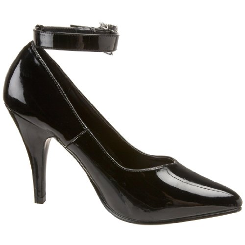 Pleaser-Womens-Dream-431W-Ankle-Strap-Pump