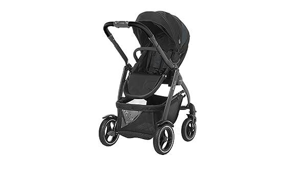 Graco Evo XT - Coche de bebé, color gris y negro: Amazon.es: Bebé