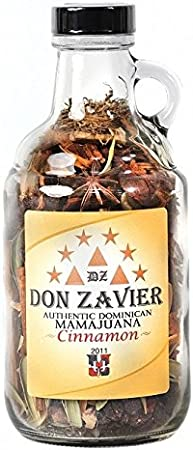 Don Zavier Mamajuana 750 mL (Cinnamon) by The Mamajuana Store