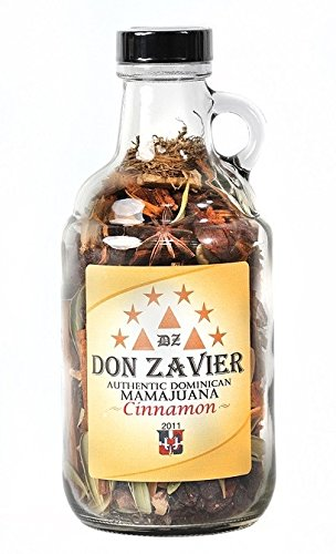 - Don Zavier Mamajuana 750 mL (Cinnamon)