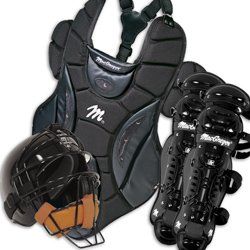 Youth Catcher Gear Pack - Black