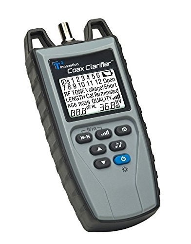 Platinum Tools TCC220 Coax Clarifier, W/4 Coax Rf Remotes. Kit Box. [並行輸入品] B01LLEL30O