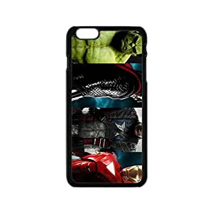 The Avengers Fashion Comstom Plastic case cover For Iphone 6