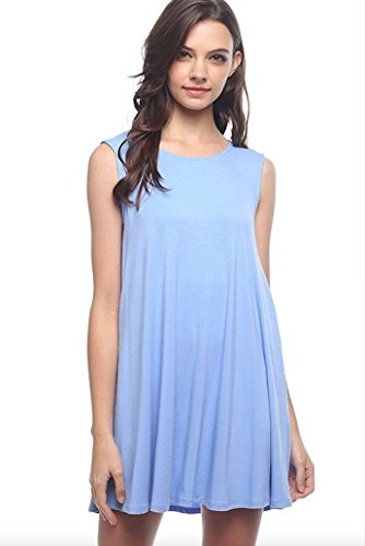 evans denim dress - 1