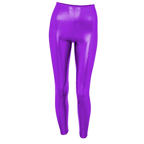 Howriis - Pantalón - para mujer Multicolore - Violet