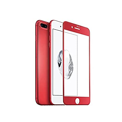 EloBeth For IPhone 7 Plus Screen Protector Tempered Glass Front