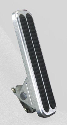 Lokar FMG-6098 Floor Mounted Gas Pedal with Insert