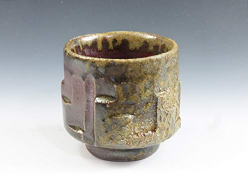 Jijyoji-Yaki Japanese Pottery Sake Cup