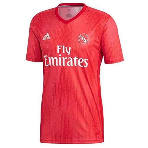 adidas 2018-2019 Real Madrid Third Football Soccer T-Shirt Jersey