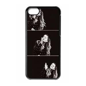 [H-DIY CASE] For Iphone 4 4S-Singer Ariana Grande-CASE-17
