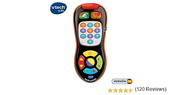 VTech - Mando parlante, Juguete Interactivo, Repite Las acciones ...