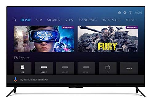 Mi LED TV 4 PRO 138.88 cm (55) Ultra HD Android TV (Black)