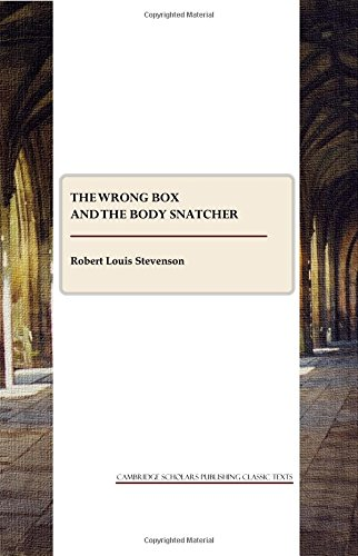 The Wrong Box and The Body Snatcher