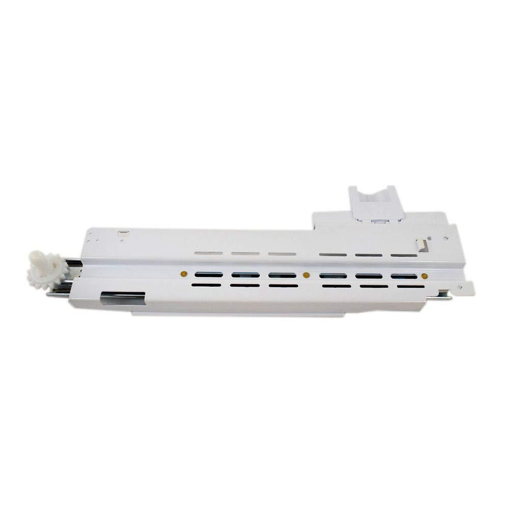 Samsung DA97-13661B Refrigerator Freezer Drawer Slide Rail, Left Genuine Original Equipment Manufacturer (OEM) Part